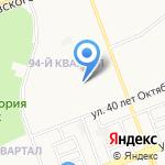 Дом.ru на карте Ангарска