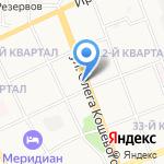 Мелочи жизни на карте Ангарска
