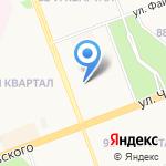 Награда на карте Ангарска