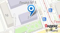 Компания Ангарск-Артист на карте
