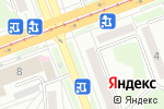 Схема проезда до компании Новый адрес в Ангарске
