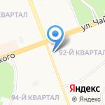 777 на карте Ангарска