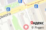 Схема проезда до компании Суворов в Ангарске