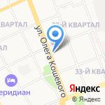 Главное бюро медико-социальной экспертизы по Иркутской области на карте Ангарска