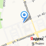 Pit-Stop на карте Ангарска