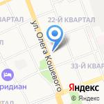 Центрофинанс Групп на карте Ангарска