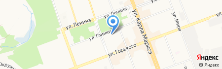 Опт Ангарск на карте Ангарска