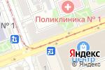 Схема проезда до компании Eman Group в Ангарске