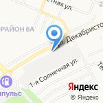 Travel Step на карте Ангарска