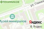 Схема проезда до компании Интерком в Ангарске