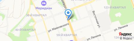 Mary Kay на карте Ангарска