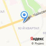 Эксперт на карте Ангарска