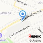 Avto-star на карте Ангарска