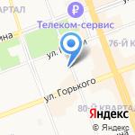 Служба доставки товаров из ИКЕА на карте Ангарска