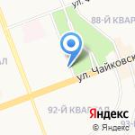 Центр юридической помощи на карте Ангарска