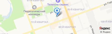 ИЗ ИКЕА на карте Ангарска