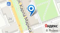 Компания Метрополь на карте
