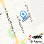 LOST Ангарск на карте Ангарска