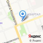 Color-студия на карте Ангарска