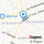 АРКТУР-22 на карте Ангарска