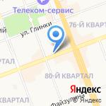 ГЕОС на карте Ангарска