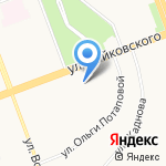 БалтБет на карте Ангарска