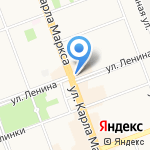 Изумруд Angarsk на карте Ангарска