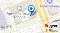 Компания Администрация Ангарского муниципального образования на карте