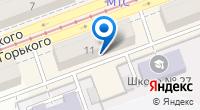 Компания Иголочка на карте