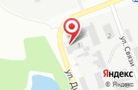 Схема проезда до компании Майская Типография в Ангарске