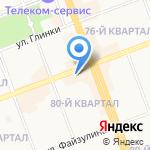 Avantage Кадриль на карте Ангарска