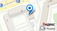 Компания Автолайн на карте