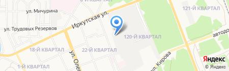 BriLLiaNt Art на карте Ангарска