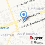 ВостокСтройТехПроект на карте Ангарска