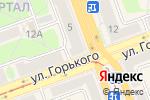 Схема проезда до компании Фармэконом в Ангарске