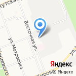 ТЕХДИЭКС на карте Ангарска