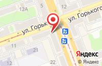 Схема проезда до компании ОСАГО38 в Александровке