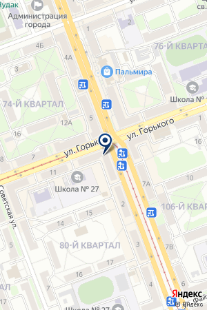 ОСАГО38 на карте Ангарска