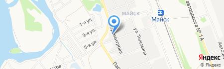 РемМаш на карте Ангарска