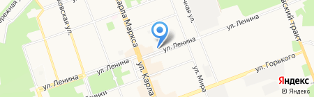 ZaraZara на карте Ангарска