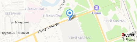 РЕГИОНАЛЬНЫЙ ЦЕНТР ЗМЗ на карте Ангарска