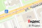 Схема проезда до компании Продуктовый магазин в Ангарске