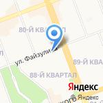 Дента-люкс на карте Ангарска