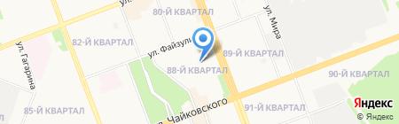Ростехинвентаризация-Федеральное БТИ на карте Ангарска