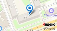 Компания Лидер-Профи на карте