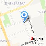 Спецмонтаж-Ангарск на карте Ангарска