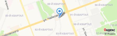 Fishka на карте Ангарска