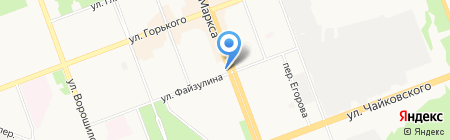 ElectronMarket на карте Ангарска
