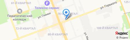 Pikolinos на карте Ангарска