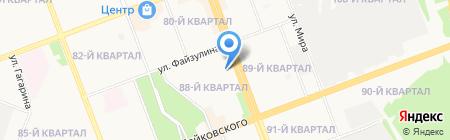 ЭкспрессКомплекс+ на карте Ангарска